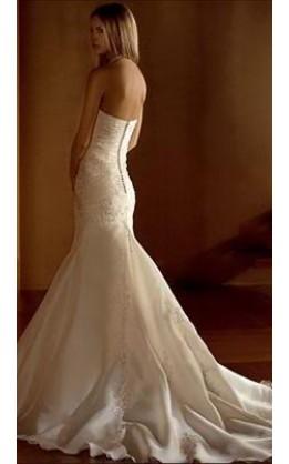 abito da sposa V1008