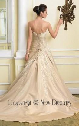 abito da sposa V1004