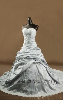 abito da sposa V1005