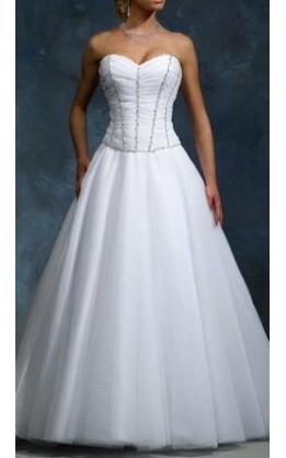abito da sposa V1010