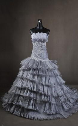 abito da sposa  V5723