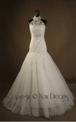 abito da sposa  V5725