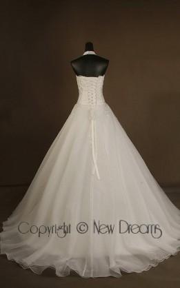 abito da sposa  V5729