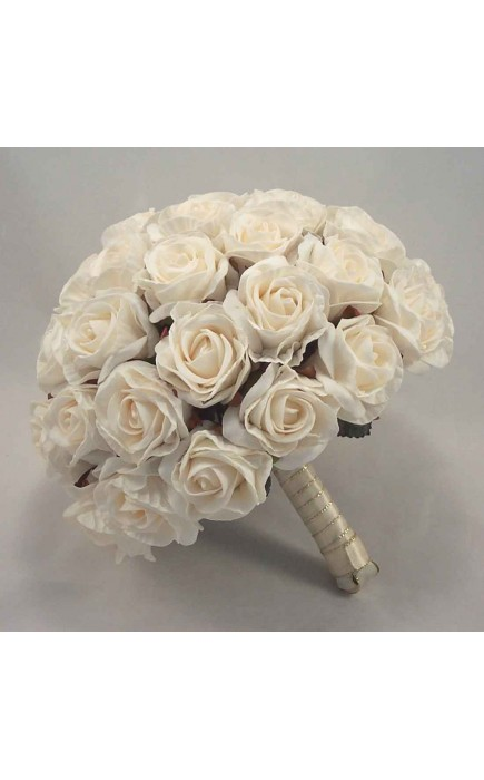 Estremamente sposa rose bianco-avorio SY19