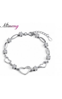 "BRACCIALE SWAROVSKI ELEMENTS ""from my heart"""