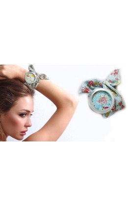 Orologi flower ribbon