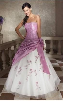 abito da sposa H1007