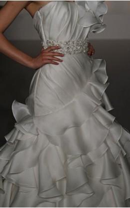 abito da sposa H1012