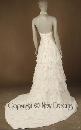 abito da sposa H1025