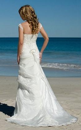 abito da sposa H1024