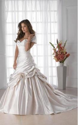 abito da sposa H1026