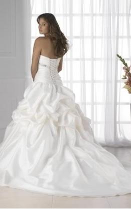 abito da sposa H1028