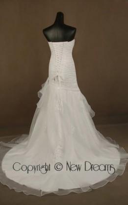 abito da sposa H1034