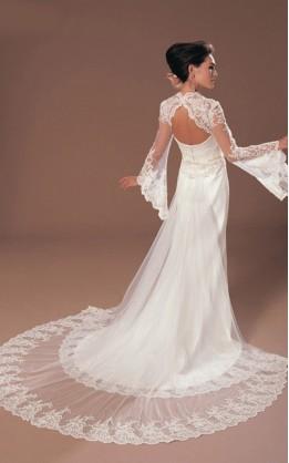 abito da sposa H1042