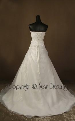abito da sposa  tg 44/46 modello V5526