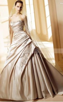 abito da sposa V1012