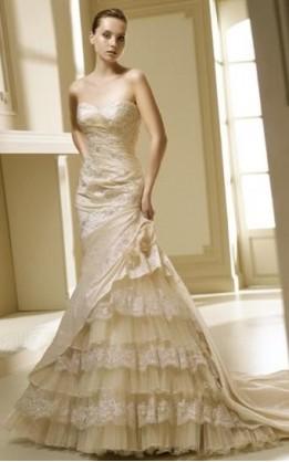 abito da sposa V1028