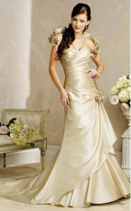 abito da sposa  V1024