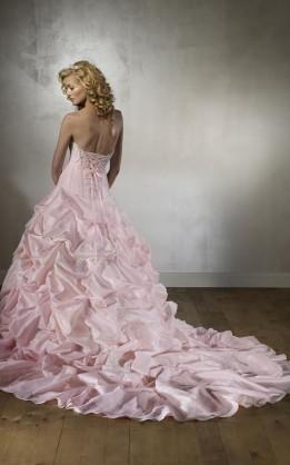 abito da sposa V1027