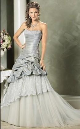 abito da sposa V1030