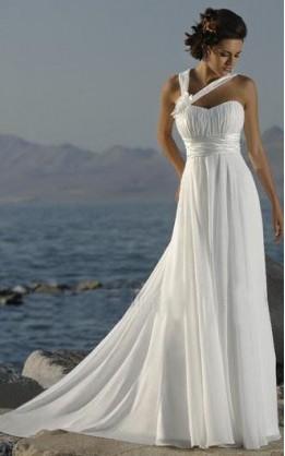 abito da sposa V1035