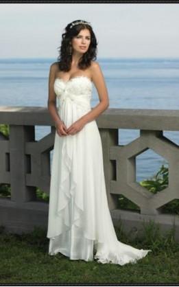 abito da sposa V1033