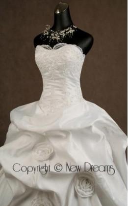 abito da sposa V1039B
