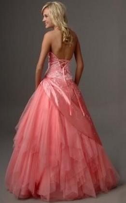 abito da sposa  V3088