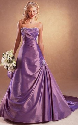 abito da sposa V1041