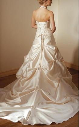 abito da sposa V1042