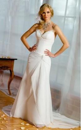 abito da sposa V1050
