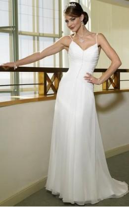 abito da sposa V1200