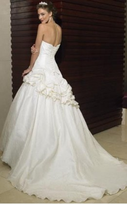 abito da sposa V1201