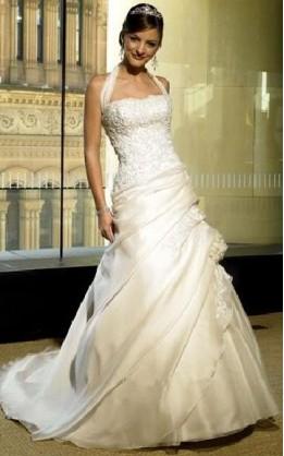 abito da sposa V1202