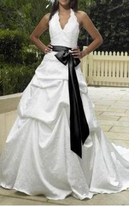 abito da sposa V1204