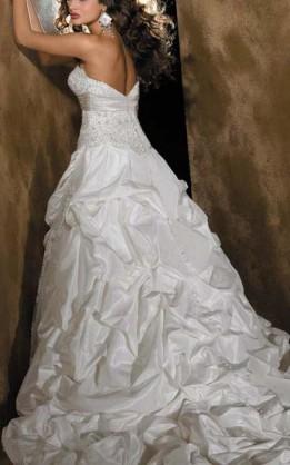 abito da sposa V1205