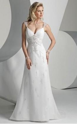 abito da sposa V1206