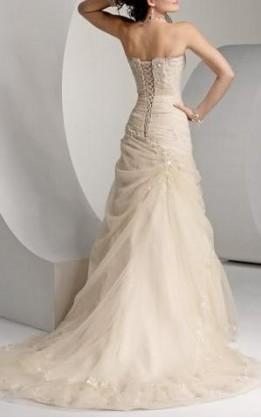 abito da sposa V1210