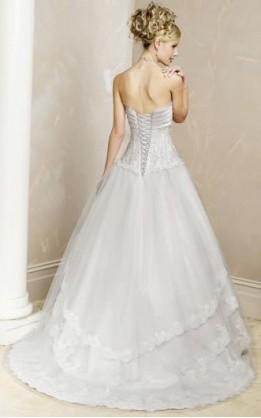 abito da sposa V1211