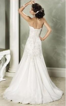 abito da sposa V1212