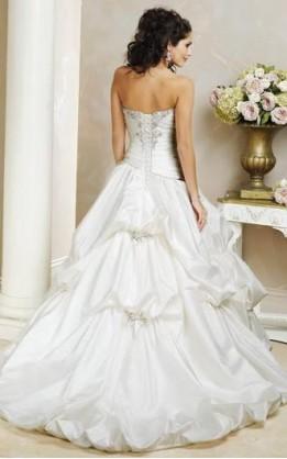 abito da sposa V1213
