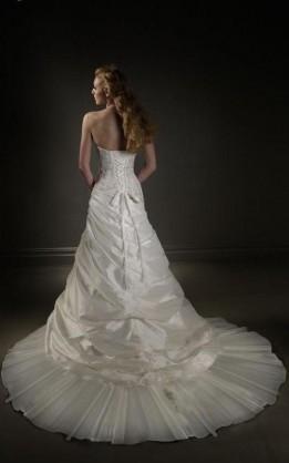 abito da sposa V1215