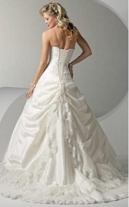 abito da sposa V1220