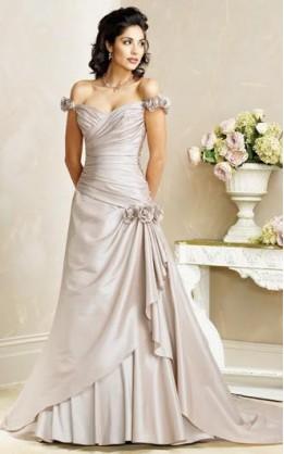 abito da sposa  V1221
