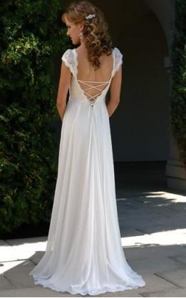 abito da sposa V1225