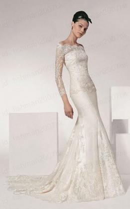 abito da sposa V1231