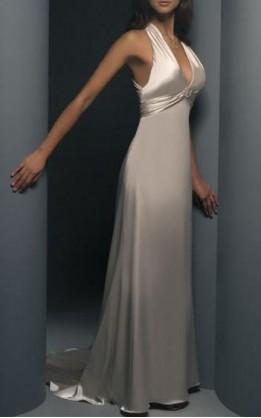 abito da sposa V1239