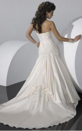 abito da sposa V1240
