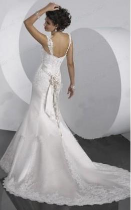 abito da sposa V1244