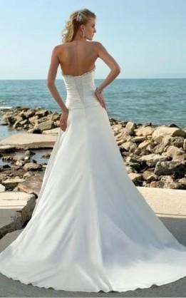 abito da sposa V1245